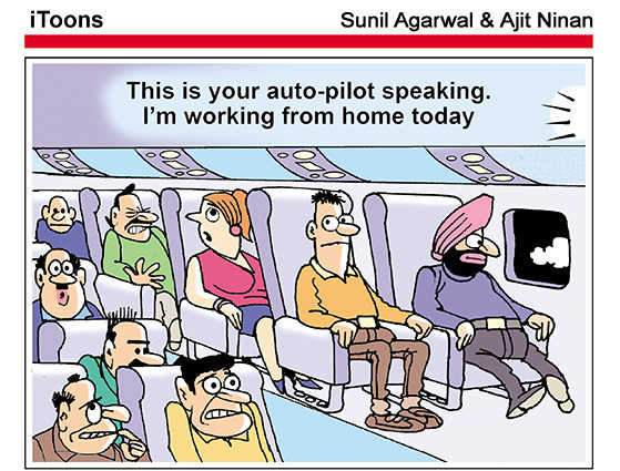iToons from Times of India